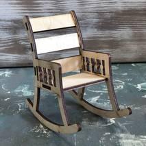 """Заготовка """"Кресло качалка"""" - Фигурные заготовки"""