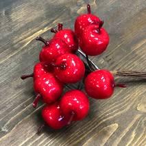 Яблоко декоративное - Объемные элементы