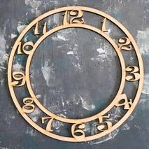 """Заготовка для часов """"Циферблат"""" - Основы для часов"""