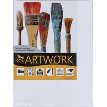 Холст загрунтованный для живописи ArtWork, 20х50 см - Холсты