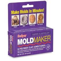 "Эластичная полимерная глина ""Mold maker"", 226 г - Запекаемая полимерная глина"