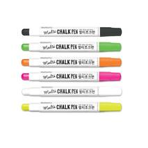 """Маркер меловой для досок и стекла MUNGYO """"Chalk Pen"""" - Контуры, маркеры"""