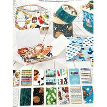 """Набор декоративной бумаги """"Дети"""" - Бумага для скрапбукинга"""