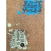 "Набор односторонней бумаги ""Downtown"", 20 листов, 24*34 см, 270 гр/м2 - Односторонняя скрап бумага"
