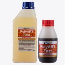 Жидкий двухкомпонентный пластик Poly Art 640 г. (А+Б) - Лаки и медиумы