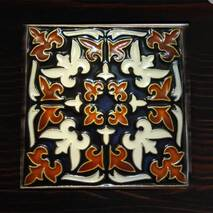 Плитка каф`декоръ 10*10 см 0003 - Плитка