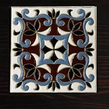 Плитка каф`декоръ 10*10 см 0008 - Плитка