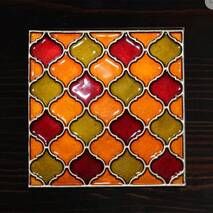 Плитка каф`декоръ 10*10 см 0062 - Плитка