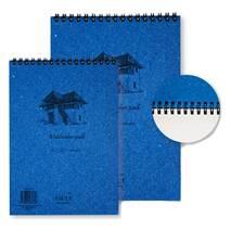Альбом для акварели Watercolor pad на пружине А4 / 20 листов / 280 гм - Альбомы