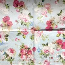 "Салфетка 33*33 см ""Розы"" - Флора и фауна"