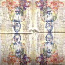 """Салфетка 33*33 см """"Буддизм"""" - Свадебное и любовь"""
