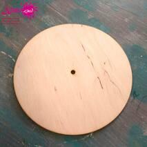 Заготовка для часов, диаметр 40 см - Основы для часов