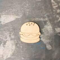 """Миниатюра """"Бургер"""" - Фигурные заготовки"""