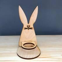 Подставка для яйца с кроликом - Фигурные заготовки