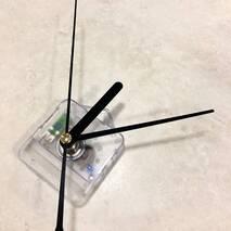 Часовой механизм с петлей и прямыми стрелками - Основы для часов