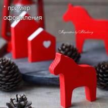 """Игрушка """"Скандинавский стиль"""" - Фигурные заготовки"""