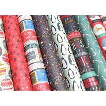 """Бумага для скрапбукинга """"Jolly Holidays"""" 30.5*30.5 см - Бумага для скрапбукинга"""