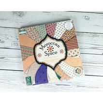 """Бумага для скрапбукинга """"Moroccan Spice"""" 15.2*15.2 см - Бумага для скрапбукинга"""