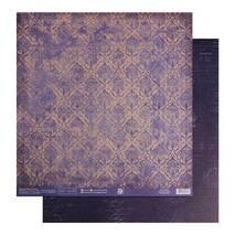 Бумага для скрапбукинга «Тайная комната», 30.5 × 32 см, 180 гм - Бумага для скрапбукинга