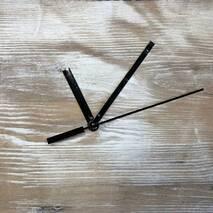 Комплект стрелок, черный (55-90-103) - Для часов (механизмы, стрелки, заготовки)