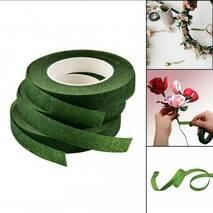 Флористическая лента (тейп-лента) зеленая - Флористика