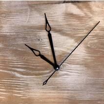 Комплект стрелок, черный (69-95-105) - Для часов (механизмы, стрелки, заготовки)