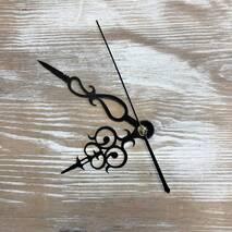 Комплект стрелок, черный (70-95-88) - Для часов (механизмы, стрелки, заготовки)