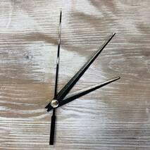 Комплект стрелок, черный (71-93-95) - Для часов (механизмы, стрелки, заготовки)