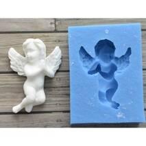 "Молд ""Молящийся ангел"" - Для моделирования"