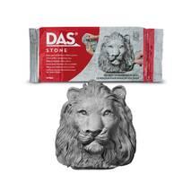 DAS stone паста для моделирования, упаковка 1000 гр, серая - Самоотверд. полимерная глина