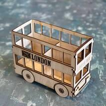 """Заготовка """"Автобус"""" - Фигурные заготовки"""