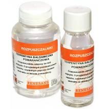 Терпентин апельсиновый, RENESANS, 100мл - Материалы и жидкости
