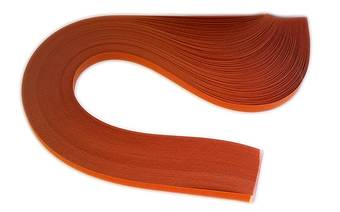 Бумага для квиллинга, ТЕРРАКОТОВЫЙ, 3 мм - Бумага