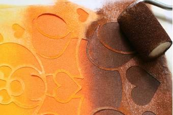 Краска акриловая по ткани, 50 мл, ТАИР - Краски по ткани