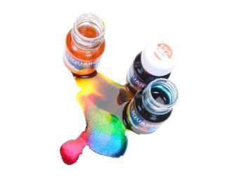 Акварель жидкая, 30 мл - Художественные краски