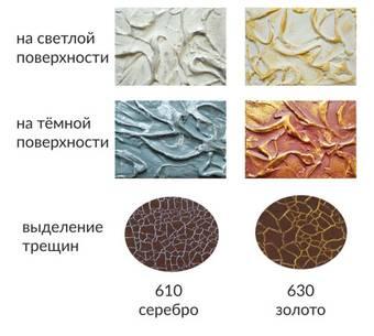 Патина, 25 мл - Восковые пасты