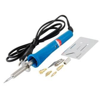 Набор для выжигания (аппарат для выжигания) Rexant - Пирография (выжигание)
