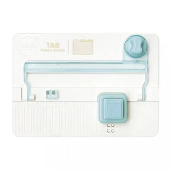 Пластмассовая доска для бумаги - Tab Punch Board - Инструменты