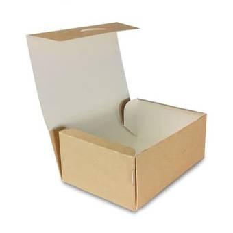 Коробка картонная, 120х85х50 мм - Упаковка