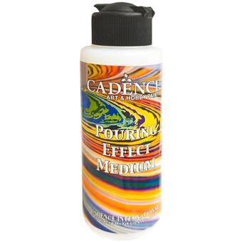 Cadence эпоксидный медиум с эффектом заливки Pouring Effect Medium, 120 мл - Акрил