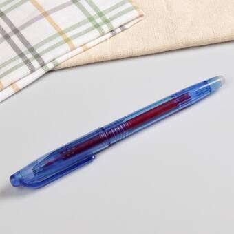 Ручка для ткани, термоисчезающий, цвет розовый - Краски по ткани