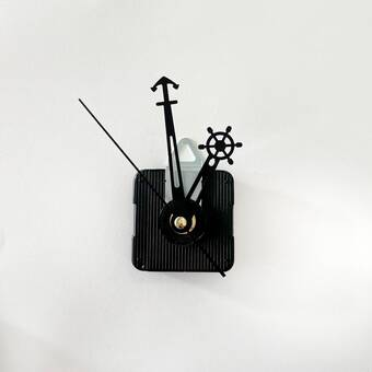 Часовой механизм №19 с петлей и фигурными стрелками - Основы для часов