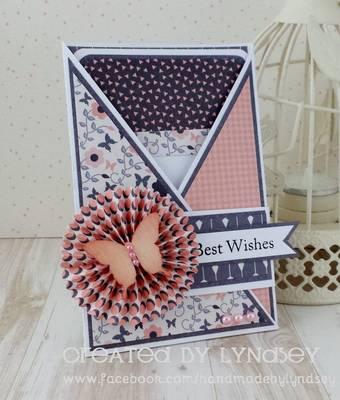 Бумага для скрапбукинга Simply Creative - So Chic, 30,5х30,5 см - Бумага для скрапбукинга
