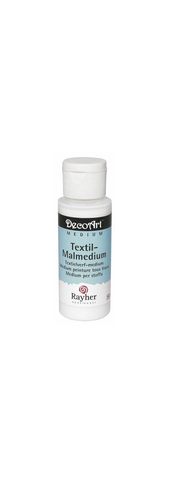 Медиум по ткани, Decoart, Rayher, 59 мл - Краски